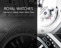 Royal Watches-Newsletter