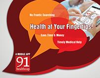 91 Healthcap Dangler