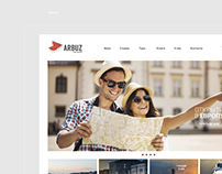 Visa Agency - website