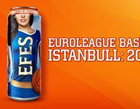 Efes Pilsener Euroleague 2017