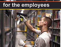 Packaging Fulfillment Center: for the employees