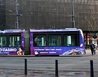 Tram design - Corso Casino