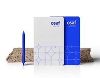 OSAF - Brand Identity