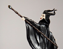 Disney Store Maleficent Collectible