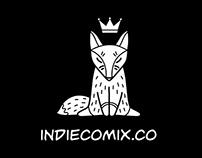 Projeto pessoal, indiecomix.co