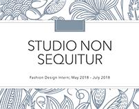 Studio Non Sequitur Internship