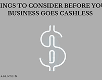 Things to Consider Before Your Business Goes Cashless
