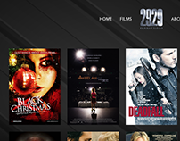 2929 Productions Marketing Site