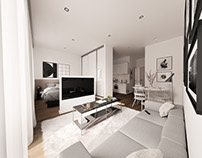 Apartment in Moscow (other version)