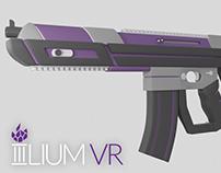 Ilium VR Athena Rifle