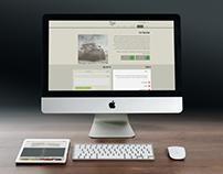 Booking Site Design & Web development