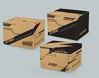 Embalagens para capacetes - X11