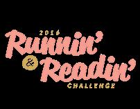 2016 Runnin' & Readin' Challenge logo