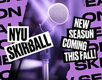 NYU Skirball Website