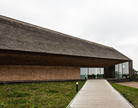 Wadden Sea Centre by Dorte Mandrup Architects