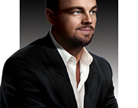 Leonardo Dicaprio - Digital Illustration