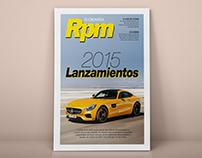 RPM: 2015 LANZAMIENTOS
