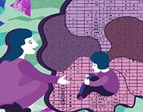 Иллюстрации к статье об особенных детях