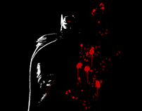 A Dark Knight Bleeds