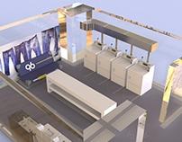 Laundry 3D CGI