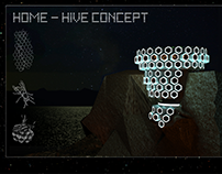 HOME-HIVE COCEPT