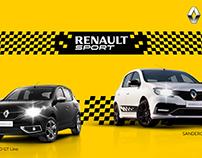 Renault Sport - Sandero R.S. - Car Launch Event