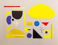 Yellow Cloud Series I
