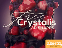 Crystalis – Free 3D Shapes