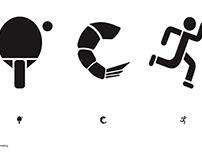 Forrest Gump Icons