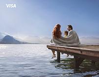 VISA advertising campaign