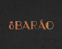 O Barão | Typeface