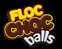 Floc Choc Balls