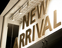 New Arrival para Tiendas Fabrics