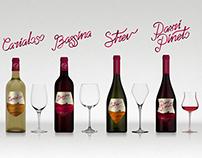 """""""Marenco vino"""" rebranding"""