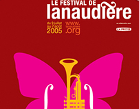 affiche / poster : festival de Lanaudière