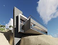 Proyecto Casa en Playa Honda - Cañete - Asia - Perú