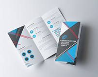 Kavil Corporate Tri-fold Brochure