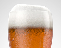 Product Visualisation : Beer Glass