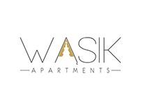 Wąsik Apartments/Logo