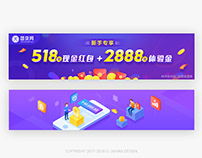 Activity Banner Design Vol.03