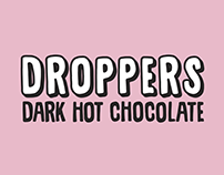 Droppers Hot Chocolate | Branding & Packaging