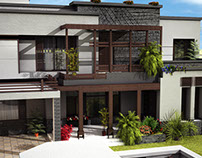 Fahad house DHA