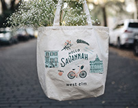 West Elm Savannah