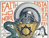 Poster • Faith no more