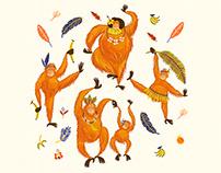 Happy Orangutan Day!
