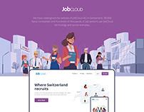 JobCloud Website