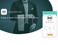 Apartment Butler Application
