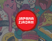 Japana Zjadam || Branding