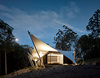 Tent House by Sparks Architects