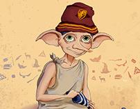 Dobby Fanart